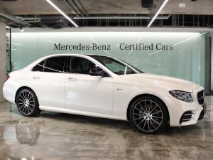 Mercedes-AMG E43 4MATIC(ダイヤモンドホワイト)