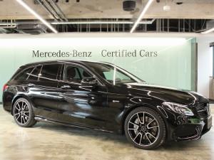 Mercedes-AMG C43 4MATIC ステーションワゴン(オブシディアンブラック)