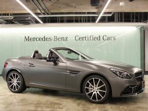 Mercedes-AMG SLC43 (セレナイトグレーマット)