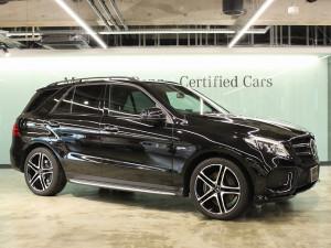 Mercedes-AMG GLE43 4MATIC(オブシディアンブラック)