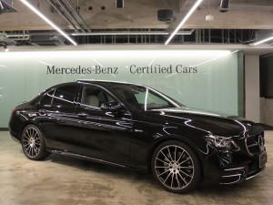 Mercedes-AMG E43 4MATIC エクスクルーシブパッケージ (オブシディアンブラック)