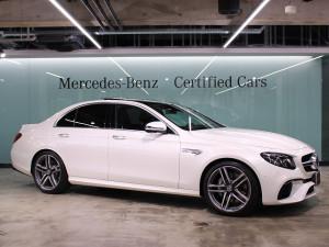 Mercedes - AMG E63 4MATIC+ エクスクルーシブパッケージ (ダイヤモンドホワイト)