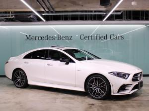 Mercedes-AMG CLS53 4MATIC+ (ダイヤモンドホワイト)