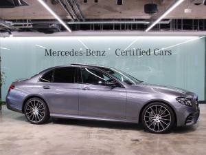 Mercedes-AMG E43 4MATIC エクスクルーシブパッケージ (セレナイトグレー)
