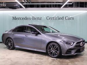 Mercedes-AMG CLS53 4MATIC (セレナイトグレー)
