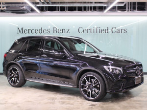 Mercedes-AMG GLC43 4MATIC / レザーエクスクルーシブパッケージ (オブシディアンブラック)