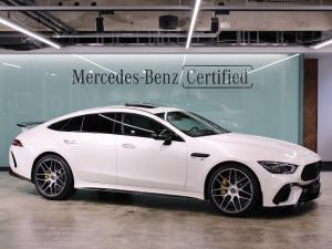 Mercedes AMG GT63S 4AMTIC+ エディション1 (ダイヤモンドホワイト)